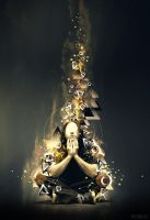 Discovery of inner thoughts by eigenI
