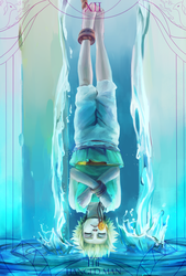 The Hanged Man - HELIOS by elpisofhope