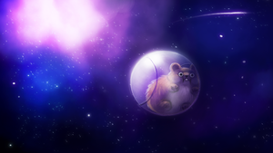 Day 714. Color Script - Hamster Space by Cryptid-Creations