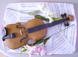 Violin with love by EmbracerOfLife