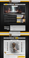 Lineage 2 Clan Website by Tooschee