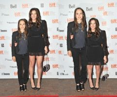 Ellen Page And Liv Tyler Height Swap by HeadSwapsMania