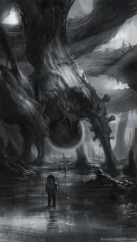 Source of evil by Verehin