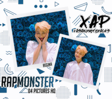 Photopack 1921 // Rap Monster (BTS) by xAsianPhotopacks