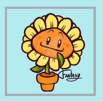 02-Sunflowe by Call-Me-Fantasy