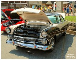 A 1955 Ford Crown Victoria by TheMan268