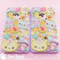 Dreamy candy Iphone case by CuteMoonbunny