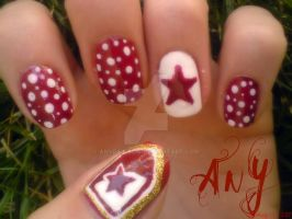 CZV Nail Design by AnyRainbow
