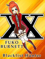 HUNTER X HUNTER Oc: Fuko Burnett by KaiNoKimi