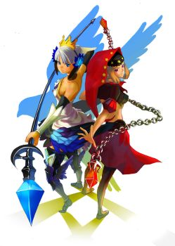 Odin Sphere Fan-Art by ArdiRa