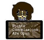 InkDrop Points Commissions are Open by CattyToxic
