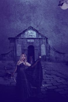 Witch Cover Challenge by Quadeus