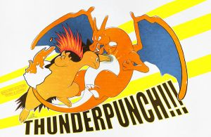 THUNDERPUNCH!!! by mother-child
