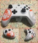 Tracer Xbox One Controller by Shendijiro