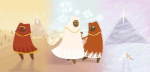 Journey - The Game not the Band by raynalin