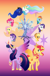 The Tapestry of Friendship by Maddymoiselle