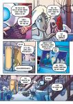 Stitchery: Threads of Cacophony Page 1 by nenuiel