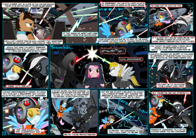 Star Mares 3.4.12-13: Really Most Illogical by ChrisTheS