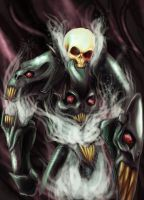 Skeletro/spettro by Fenrir--the-2nd