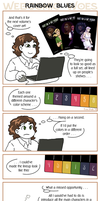Webcomic Woes 12 - #QueerPlanningProblems by ErinPtah