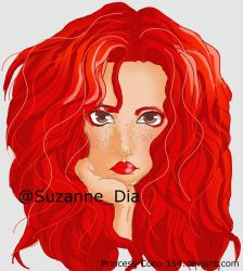 Scarlet Benoit portrait by Princess-CoCo-154