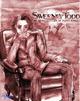++ Sweeney Todd the anime ++ by lunescence