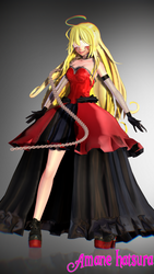 MMD TDA:New Model!!! by AmaneHatsura