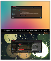Elegant dark red 2.0 by swapnil36fg