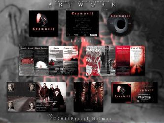 Cromwell - Black Chapter Red - Artwork by pa-he
