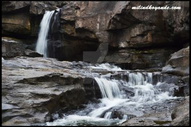 Someshwar Waterfall by maxmk04