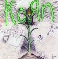 Korn Album Cover Contest Entry by CDJam