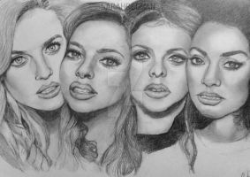Little Mix by SarahRedman
