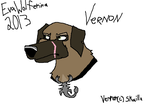 Up and Ahead - Vernon by EvaWolferina