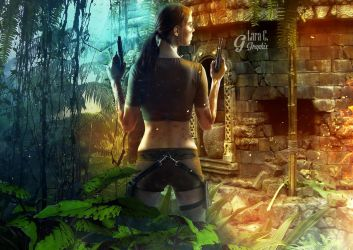 Lara C. by G-GraphiX59