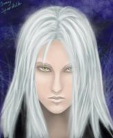 Sephiroth by Spardeth
