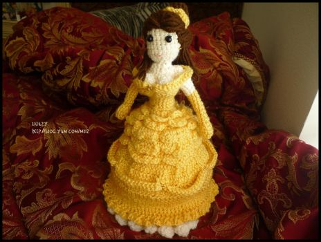 Beauty and the Beast -Belle by Livazy