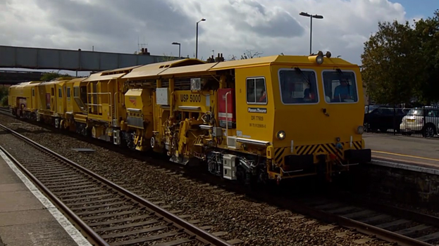 Network Rail Tamper by thinskin45