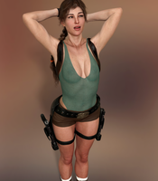 Tomb Raider The Last Revelation by ArtiMuller