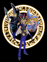 Yugi and The Black Magicians by Horoko