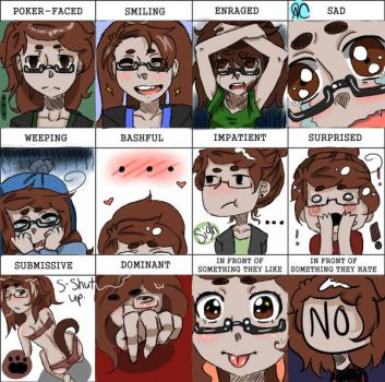 Emotion's Meme by GrellAKAFruitQueen