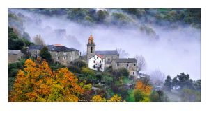 Automne Corse by Bateor
