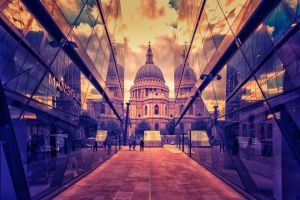 St. Pauls Cathedral, London by hessbeck-fotografix