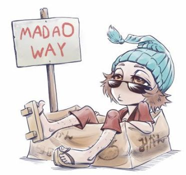 madao ID by RaetElgnis