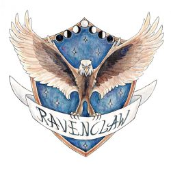 Ravenclaw by Alagvaile
