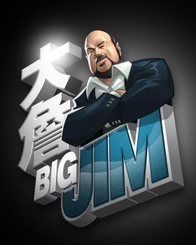 Big Jim by mrrogers4566