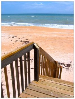 Front Yard Beach by jojousa