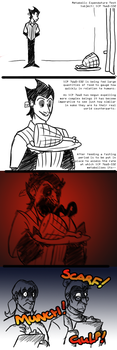 SCP 7660-532 Observation Report 001 by GameGoat96