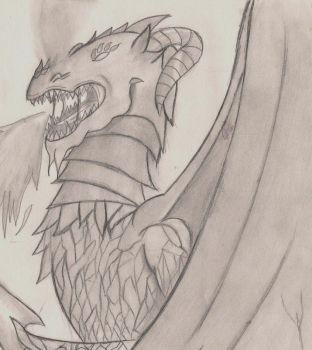 Dragon by Smile-mask
