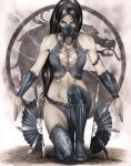 Kitana in Copic Marker by me eBas by ebas