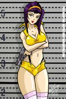 Faye Valentine by Inspector97